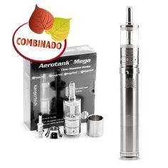 Combo Aerotank Mega - Mod CHI YOU  www.onvaping.es