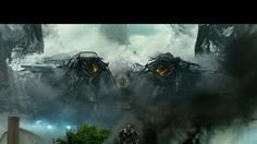Transformers 4 trailer UNLEASHES THE DINOBOTS