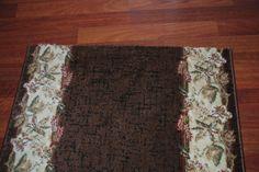 Carpet Design Style Carpet Tiles For Basement, Carpet Stairs, Carpet Design, Butcher Block Cutting Board, Design Inspiration, Fashion Design, Style, Swag, Stair Runners