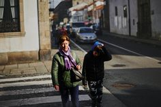 Santiago | Pampín | Flickr Winter Jackets, Punk, People, Photography, Style, Fashion, Santiago, Winter Coats, Swag