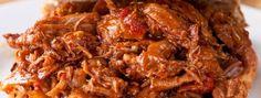 Zeste | Porc effiloché