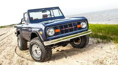 Classic Ford Bronco for sale: photos, technical specifications, description Old Bronco, Early Bronco, Classic Bronco, Classic Ford Broncos, Ford Bronco For Sale, Bronco Sports, Bradley Beach, 2006 Jeep Wrangler, Cool Trucks