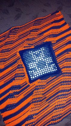 Chicago Bears blanket and pillow...