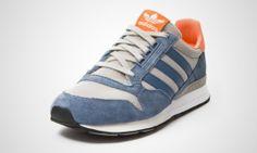 6d55aaee87d20 adidas ZX 500 OG W (blue   orange) Adidas Zx