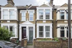 Flats & Houses For Sale in Clapton - Find properties with Rightmove - the UK's largest selection of properties. Find Property, Property For Sale, London House, Houses, Mansions, House Styles, Image, Home Decor, Homes