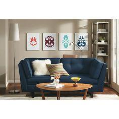 Room U0026 Board | Westchester Floor Lamp Coffee Table Furniture, Living Room  Modern, Living