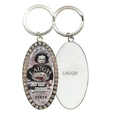 Amazon.com: Sally Jean - Laugh Till You Wet Your Pants Key Ring: Everything Else
