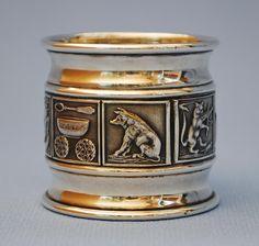 Gorham Silver Napkin Ring