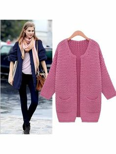 Casual Knit Purity Coats Fashion Academic for Women Girl Ladies http://fashion.tinydeal.com/index.php?main_page=fashion_detail&products_id=120193&px=px233eo