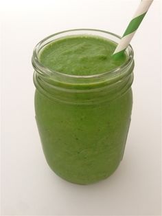 Nutrient Rich Green Smoothie