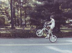 Can do wheelies : )