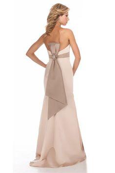 Alexia II Bridesmaid Collection - 690. More colors available.  Elaine's Wedding Center