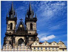 Sunday Snapshots, Postcards From Prague via @SpicieFoodie...absolutely gorgeous!
