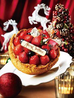 パブロより苺を贅沢にあしらったチーズタルト2種類が登場 - クリスマス限定バージョンも | ニュース - ファッションプレス