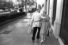 """Love"" street photograph by YIANNIS LINOSPORIS"