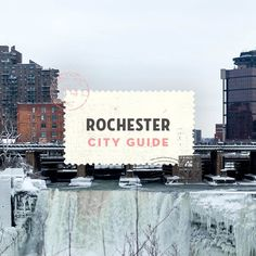 Rochester, NY City Guide | Design*Sponge | Bloglovin'