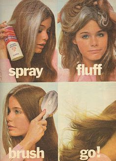 Pssst Instant Shampoo (featuring Susan Dey) (September 1970)