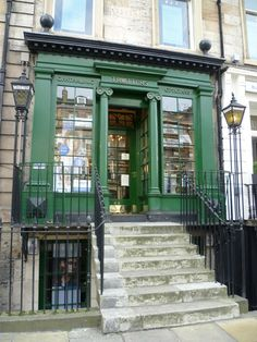 Victorian shop front, George Street by kim traynor, via Geograph