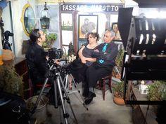 Entrevista en Rosarito.