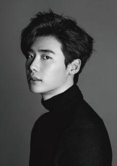 Lee Jong Suk for CéCi Korea