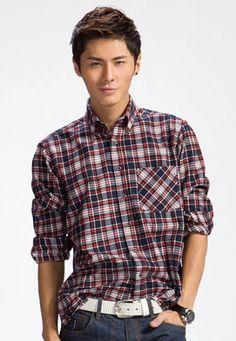 Check Shirt C20 | www.changingrm.com/men-with-charm/209-check-shirt-c20.html