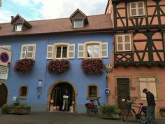 Casas en Alsacia