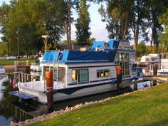 nautaline houseboat 34 - Google Search