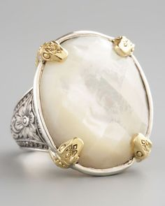 KonstantinoMother-of-Pearl Ring
