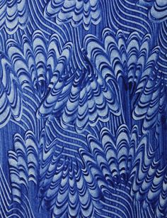 Janeen Winters: Contemporary paste paper.