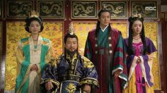 Pin by Be Taylor on I ♥ Su Baek Hyang, Daughter of the Emperor ...