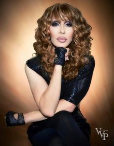 Chad Michaels, probably one of my favorite queens ever.