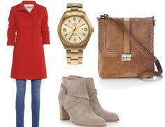 the coat & the purse