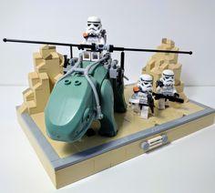 Lego Toys, Lego Lego, Legos, Cool Lego, Cool Toys, Lego Clones, Lego Display, Lego Animals, Micro Lego