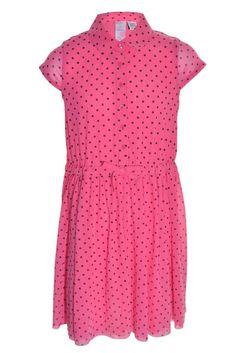 Guess Los Angeles Girls Chiffon Dress Cap Sleeve 10 12 16 Elastic Waist Lined  #GUESS #DressyEverydayHolidayPageantWedding