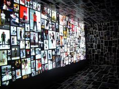 photo gallery and projection