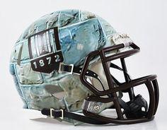 Virginia Tech Hokies Speed Mini Helmet - Stone