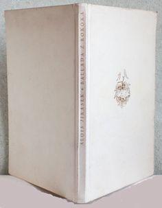 Kašpar - JIRÁSEK, ALOIS: BALADA Z ROKOKA.  Praha, Otto, 1926. 44 s., text. il. a 2 lepty ADOLF KAŠPAR, ruční papír. Pův. celoperg. vazba,   Antikvariát PRAŽSKÝ ALMANACH w w w . a r t b o o k . c z Praha, Mattress, Book Art, Home Decor, Homemade Home Decor, Altered Book Art, Interior Design, Home Interiors, Decoration Home
