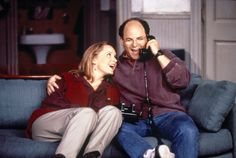 Oh, no! They killed who? TV shows that offed major characters - George's fiancee died from licking envelopes that had toxins in the glue - Seinfeld