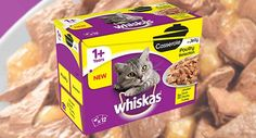 Free Whiskas Casserole for Cats