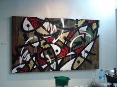MIST http://www.widewalls.ch/artist/mist/ #graffiti #sculpture
