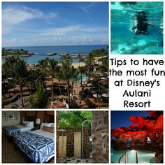 Tips From An Expert To Have The Most Fun At Disney's Aulani Resort