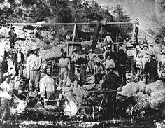 A gold rush is a migration of workers into an area where a great quantity of gold was discovered. In January 1848, gold was discovered on Sutter's Mill, causing 300,000 people to move to California in hopes of becoming rich.