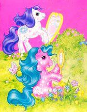 My Little Pony Flower Fantasy Ponies