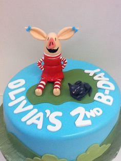 Children cake CakeSuppliesDepot.com