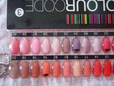 Striplac différentes couleurs de vernis à ongles. voir photos dans Toffen acheter ricardo.ch