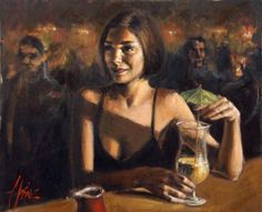 Fabian Perez Cocktail in Maui print for sale. Shop for Fabian Perez Cocktail in Maui painting and frame at discount price, ships in 24 hours. Cheap price prints end soon. Oil Painting For Sale, Paintings For Sale, Painting Art, Art Paintings, Maui, Romain Gary, Local Art Galleries, Hermann Hesse, Impressionist Paintings
