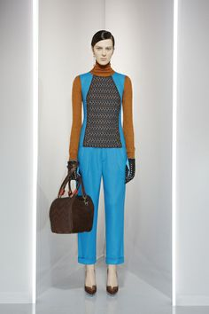 Missoni Pre-Fall 2013 Collection Slideshow on Style.com