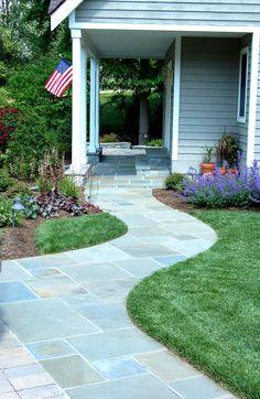 Landscape Contractors of Annapolis » Walkways