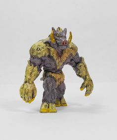 Monster In My Pocket 29 Jimmy Squarefoot (3) 2nd Gen RPG D&D Toy Figure