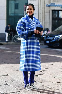 milan fashion week mens street style 2017: Tamu Mcpherson